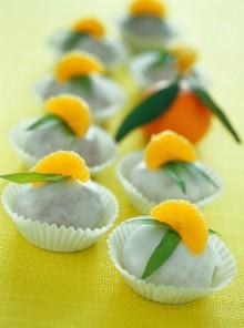 I dolcetti glassati alle clementine