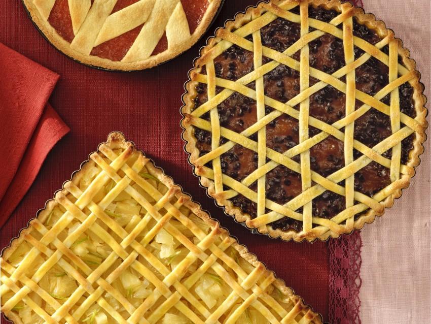 doppia griglia per crostata Sale&Pepe foto