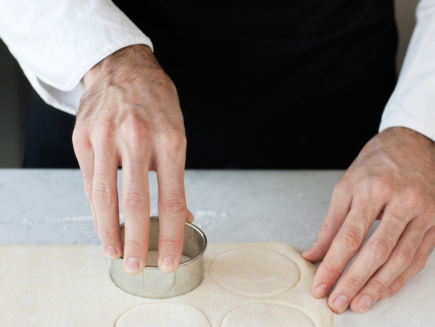 doppie-sfogliatine-alla-crema-vaniglia preparazione