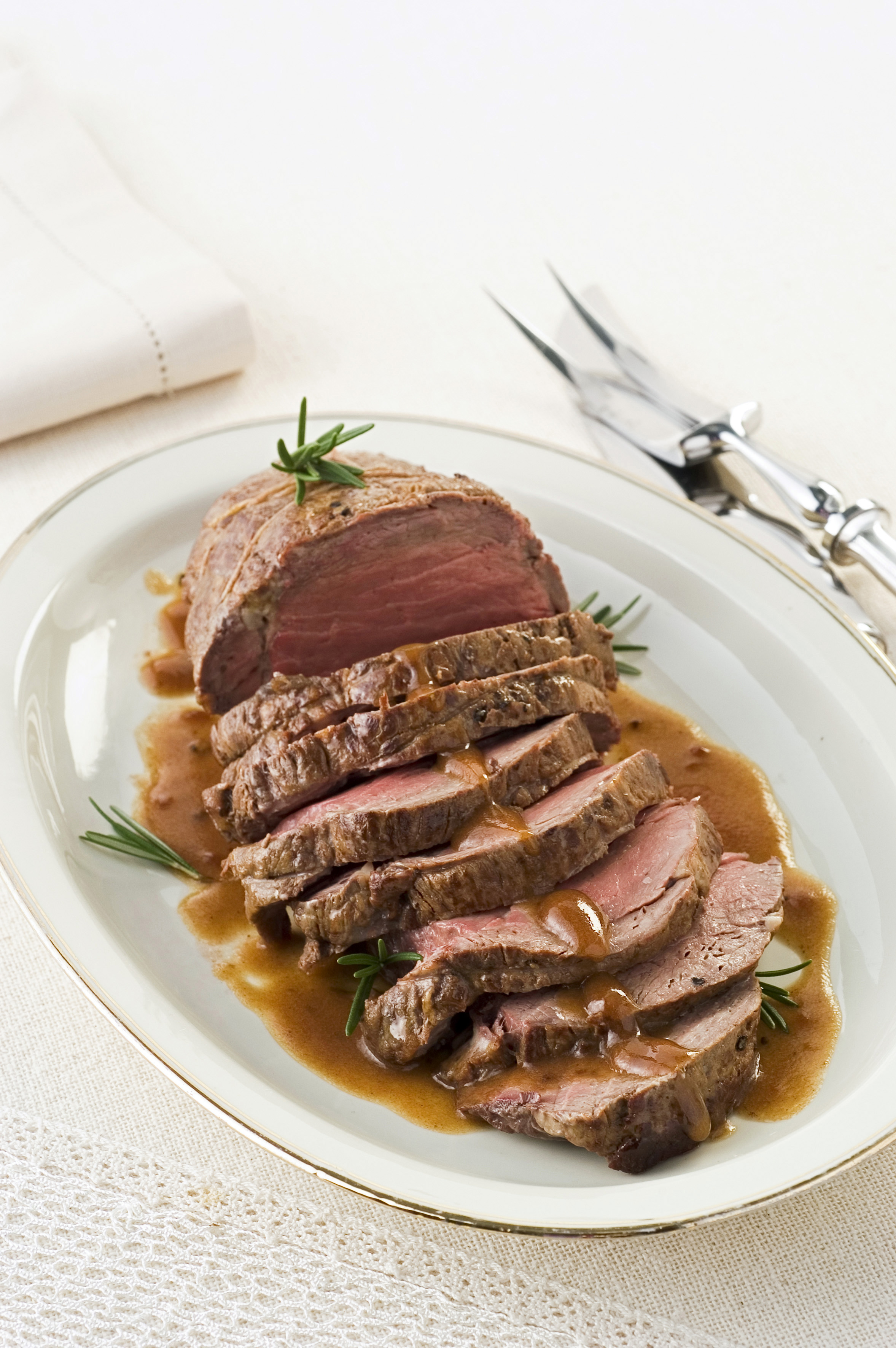 Filetto arrosto sale pepe for Cucinare arrosto