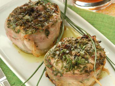 filetto di maiale alle erbe ricetta