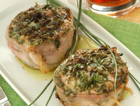 filetto di maiale alle erbe Sale&Pepe ricetta