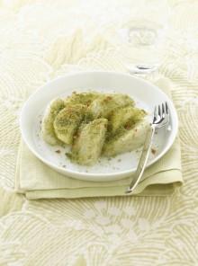 Finocchi e patate al peperoncino