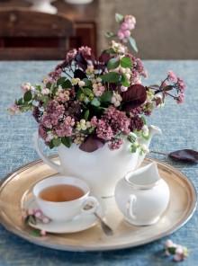 Fiori per il tè