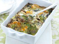 flan-con-broccoletti-e-radicchio-al-mais