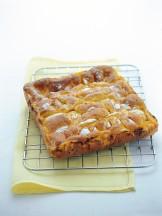 focaccia-alle-albicocche ricetta