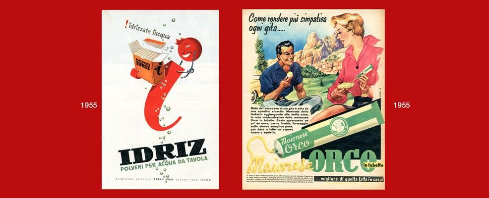 Mostra - Idriz 1955 e Maionese Orco