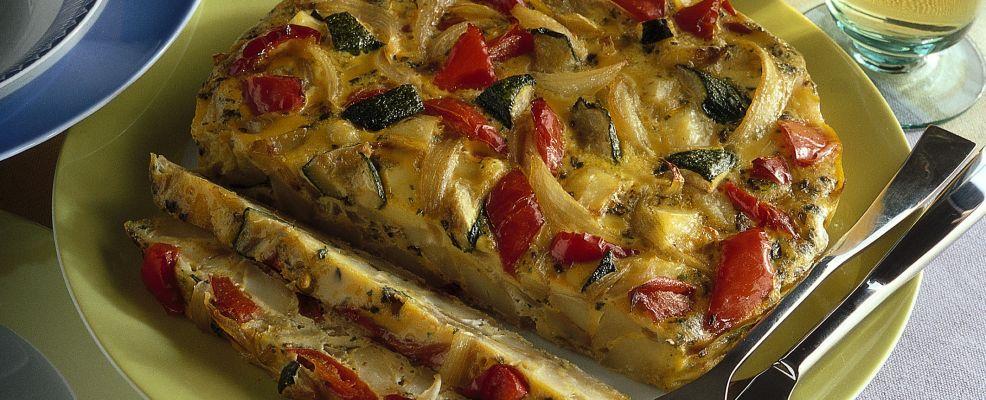 frittata ai semi di finocchio ricetta Sale&Pepe