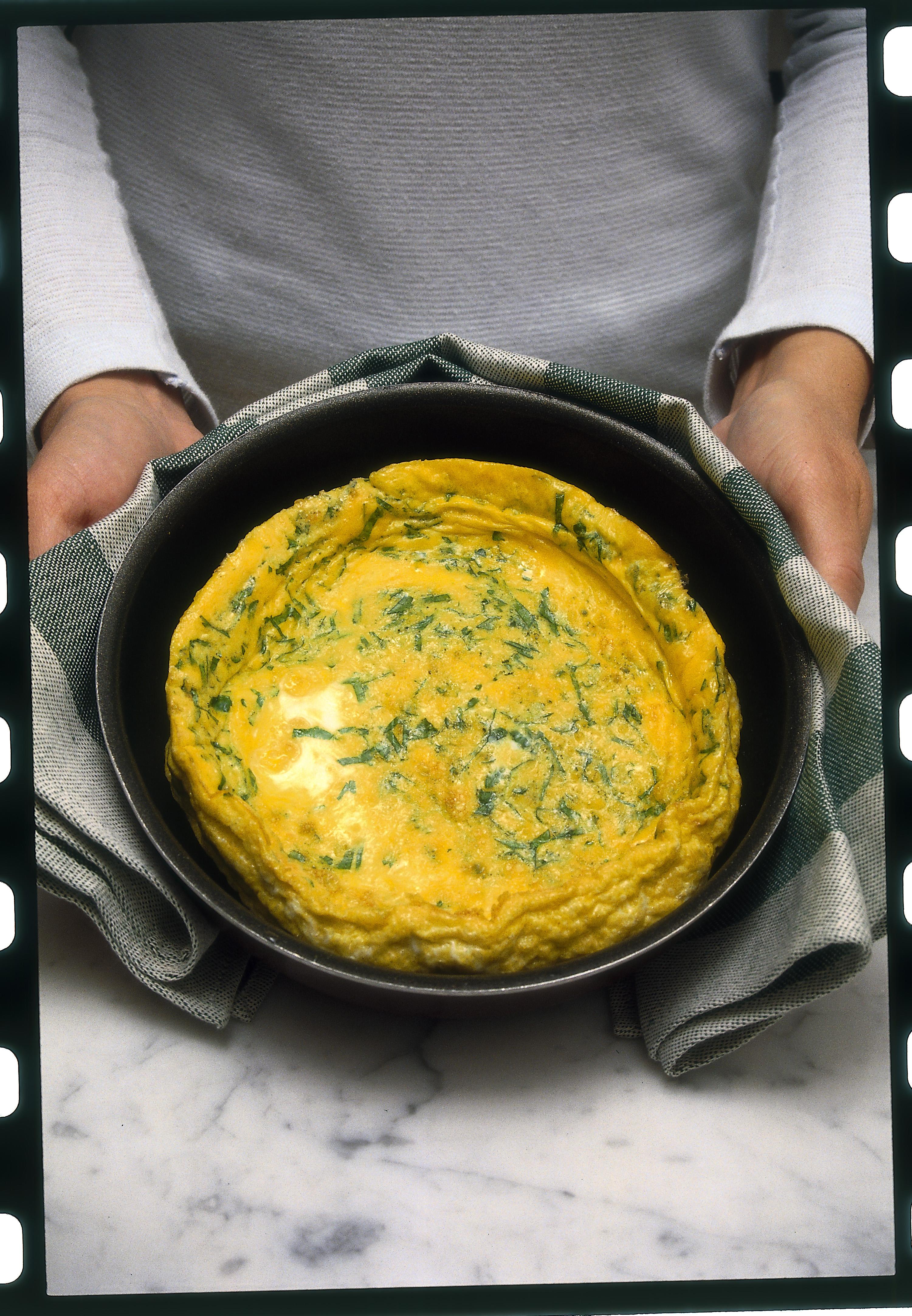Come cucinare la frittata al forno sale pepe for Cucinare wurstel al forno
