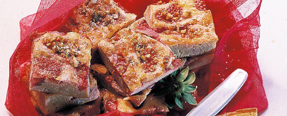 frittata dolce con fragole e pistacchi ricetta Sale&Pepe