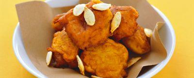 frittelle al parmigiano (Emilia) ricetta