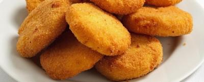 frittelle-di-polenta ricetta