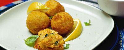 frittelle-di-pollo-aromatiche ricetta