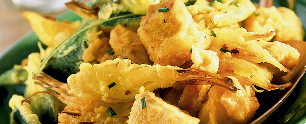 frittura-di-coniglio-verdure-e-pere