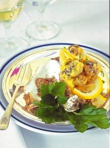 Frittura di ostriche