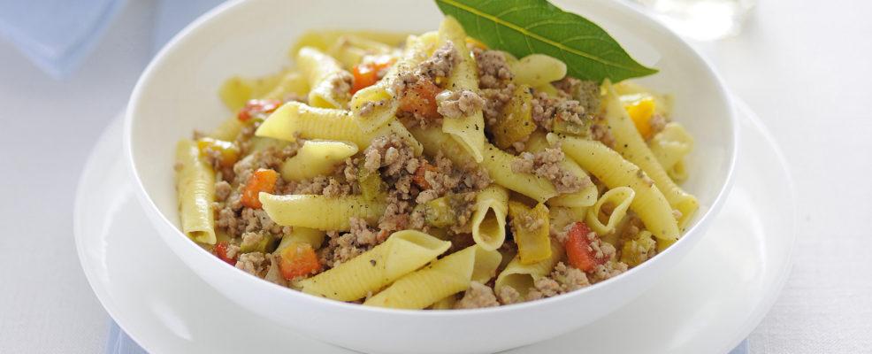 garganelli-con-il-vitello-e-i-peperoni
