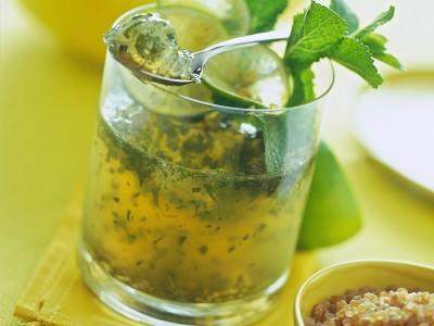gelatina-morbida-di-lime-al-mojito ricetta