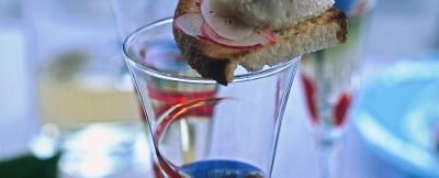 gelato di parmigiano ricetta