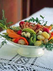 Il giardinetto di verdure
