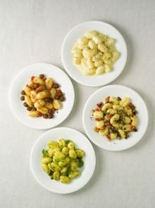 Gnocchi con verdure