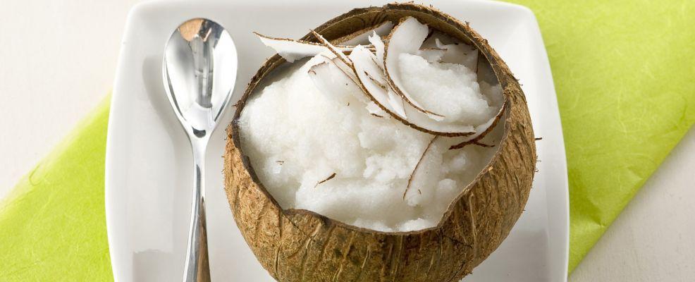 granita al cocco Sale&Pepe ricetta