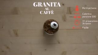 La granita al caffè