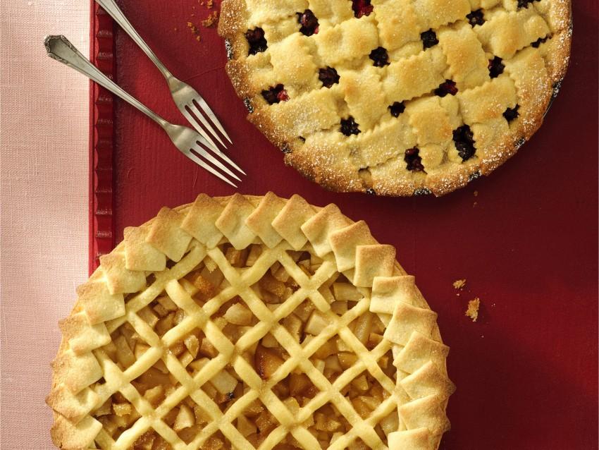 grata incrociata tradizionale per crostata Sale&Pepe preparazione