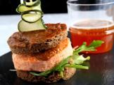hamburger di salmone Sale&Pepe