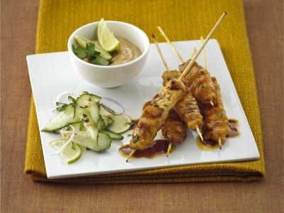 i satay della Malesia ricetta