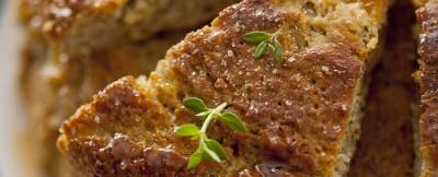 immagine focacette-di-grano-saraceno-e-pesche