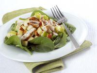 insalata-con-spinacini-e-mela-verde-e-rossa