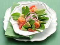 insalata di avocado e pompelmo rosa ricetta Sale&Pepe