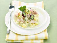 insalata di calamaretti Sale&Pepe