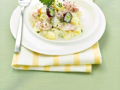 insalata di calamaretti