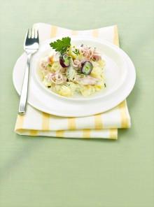 L'insalata di calamaretti
