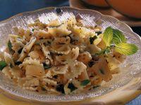insalata di farfalle al melone ricetta Sale&Pepe