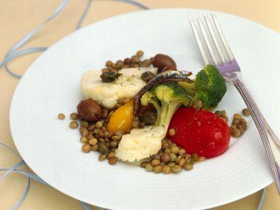 insalata-di-lenticchie-e-cavolfiore ricetta