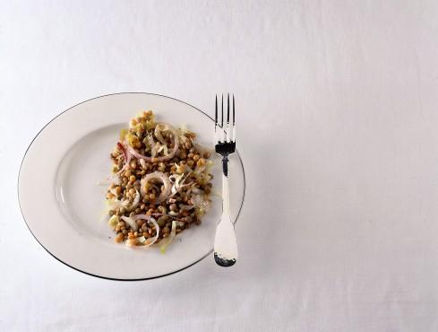 insalata-di-lenticchie ricetta