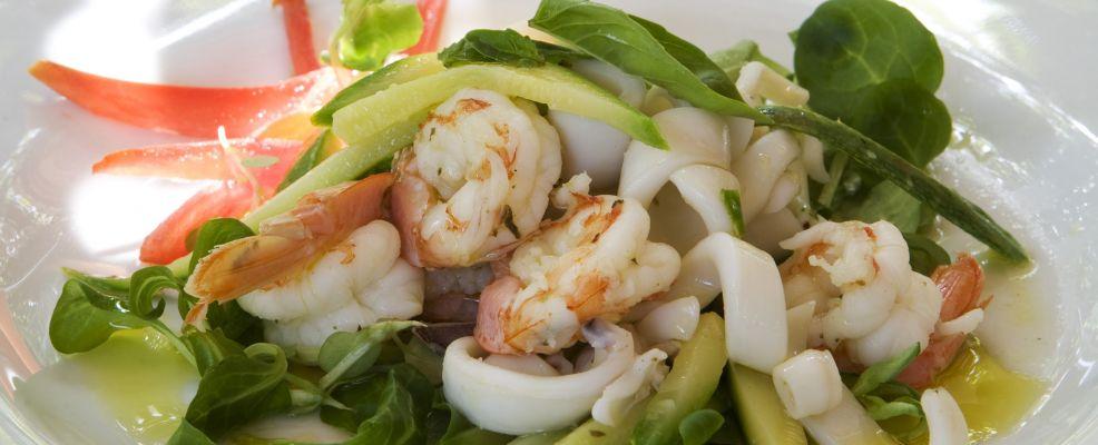 insalata di mare con verdure ricetta Sale&Pepe