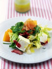 L'insalata di melone e primosale