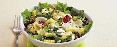 insalata di pollo agrodolce ricetta