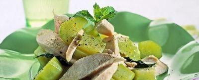 Come cucinare le patate al forno croccanti sale pepe for Cucinare cetrioli