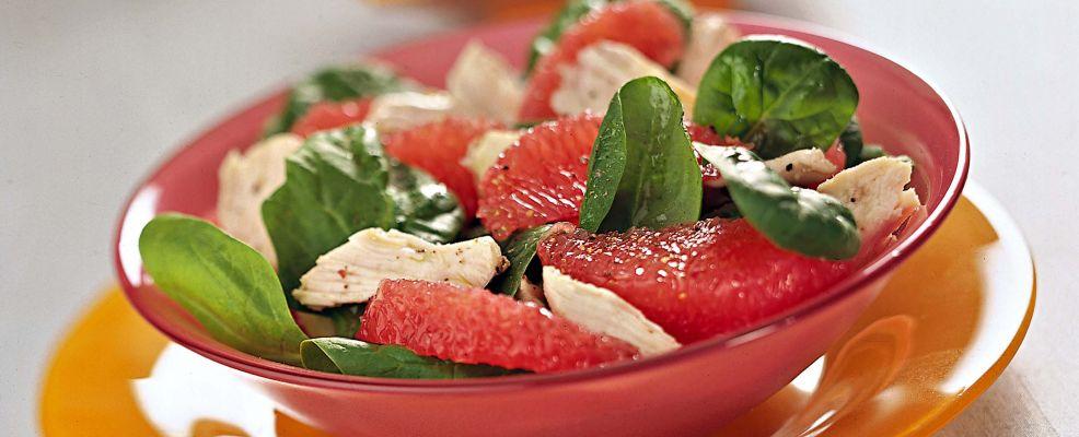 insalata-di-pompelmo ricetta