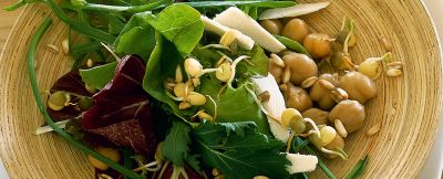 insalata-di-radicchi-ceci-e-farro ricetta