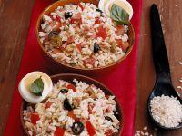 insalata di riso ricca ricetta Sale&Pepe