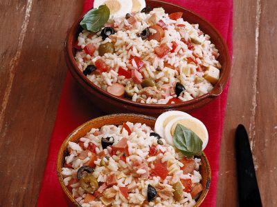 insalata di riso ricca ricetta