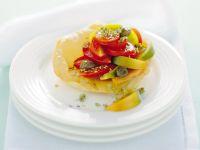 insalata in rosso e pasta fritta ricetta Sale&Pepe