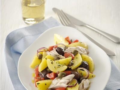 insalata pantesca agli sgombri ricetta