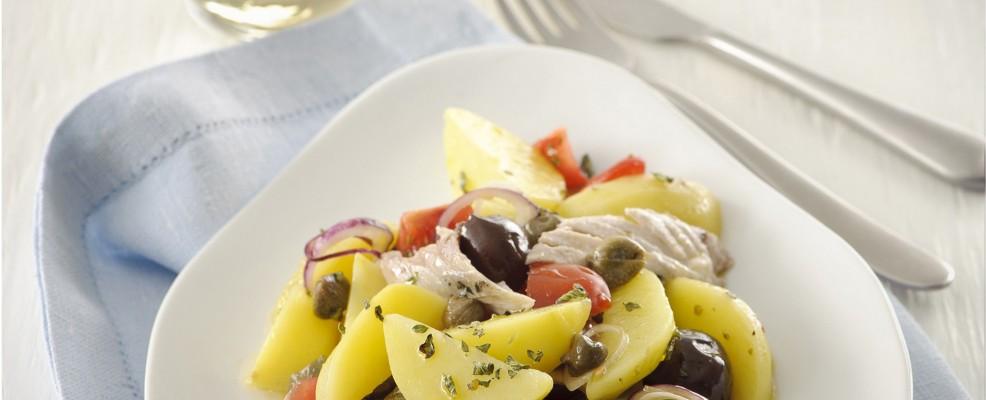 insalata pantesca agli sgombri Sale&Pepe