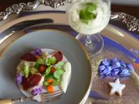 insalata russa leggera con speck d'anatra ricetta Sale&Pepe